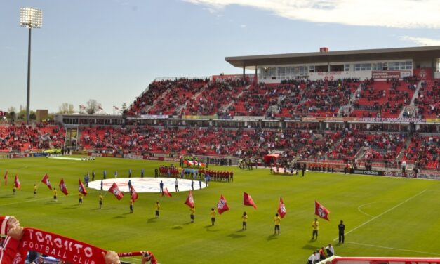 Toronto FC hosts Seattle Sounders FC in MLS Cup Final