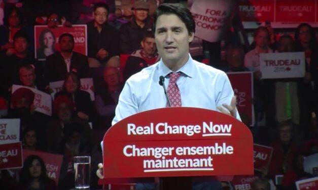 Trudeau woos GTA voters in Brampton rally