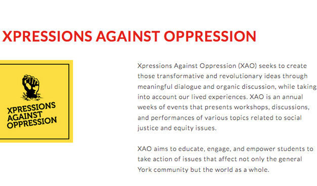 York University ends Xpression Against Oppression campaign with anti-Islamophobia event