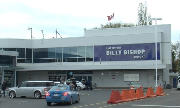 No jets for Toronto's Billy Bishop Airport
