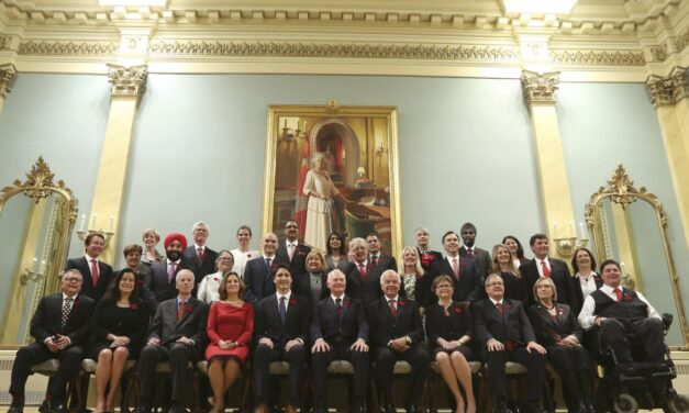 Canada gets a slimmer, more diverse federal cabinet