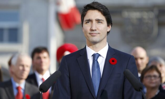 Justin Trudeau sworn in as Prime Minister of Canada