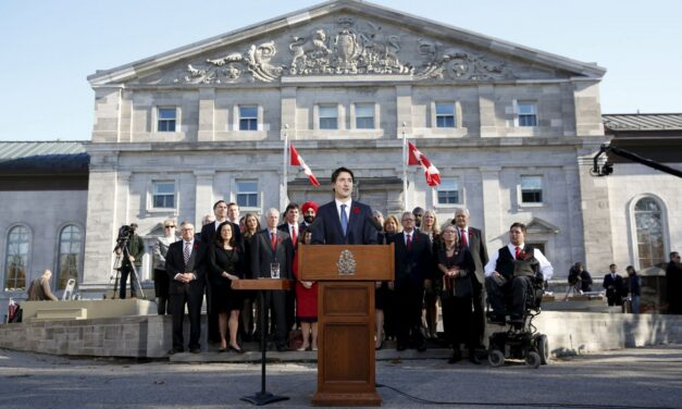 Reaction pours in as Trudeau government sworn in