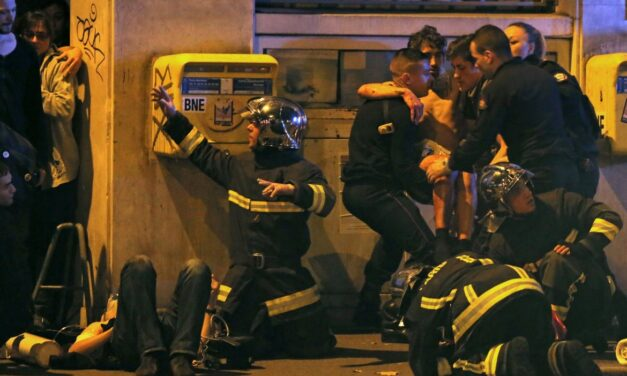 At least 120 killed in coordinated attacks around Paris, reports say