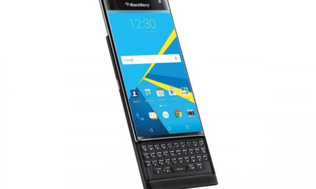 BlackBerry launches first Android-based phone