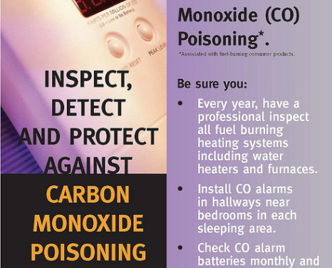 Ontario government pushing use of carbon monoxide detector
