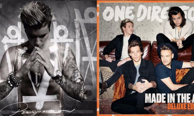Justin Bieber vs. One Direction: Who will take #1 spot?