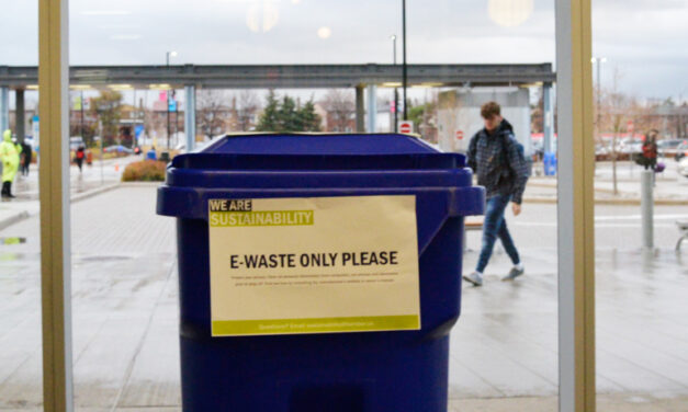 E-Waste Collection week comes to an end at Humber