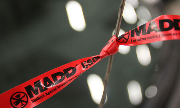 MADD Canada launches annual Project Red Ribbon campaign
