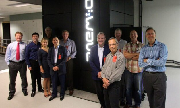 Canadian firm sells supercomputer to NASA for $15 million US