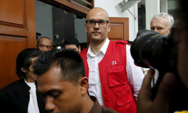 Bantleman charges reinstated, Indonesia sentence extended