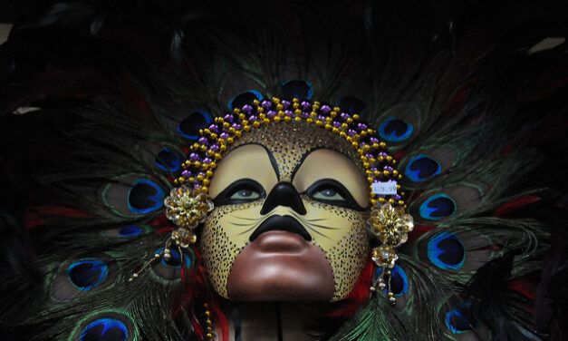 Mardi Gras kicks off with masks, beads, parades and colour