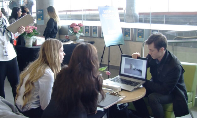 Humber's Interior Decorating students give out their expertise for free