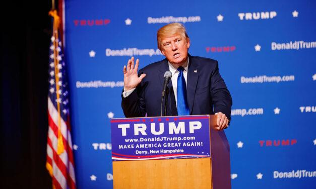 2016 U.S. Election: Donald Trump defeats Hillary Clinton