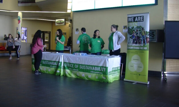 Humber gets ready for Earth Day with campus clean up