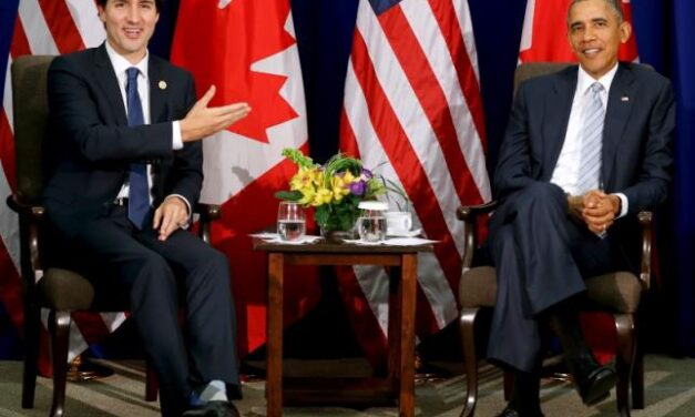 Trudeau, Obama meet to talk climate, borders and trade