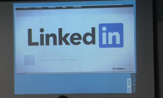 Humber students get LinkedIn for job hunt