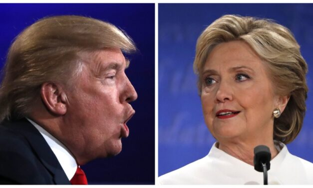 Trump may not accept election results, Clinton continues momentum