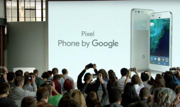 Google unveils new Pixel smartphone