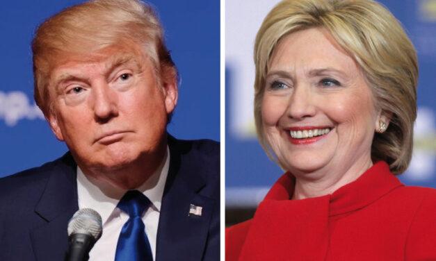 2016 U.S. Election: Donald Trump elected