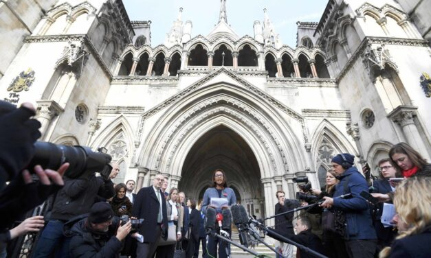 UK Parliament must vote on Brexit negotiations, court rules