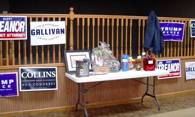 2016 U.S. Election: Humber News team on location