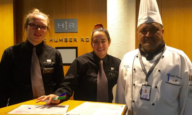 Humber Room needs more diners to help students learn