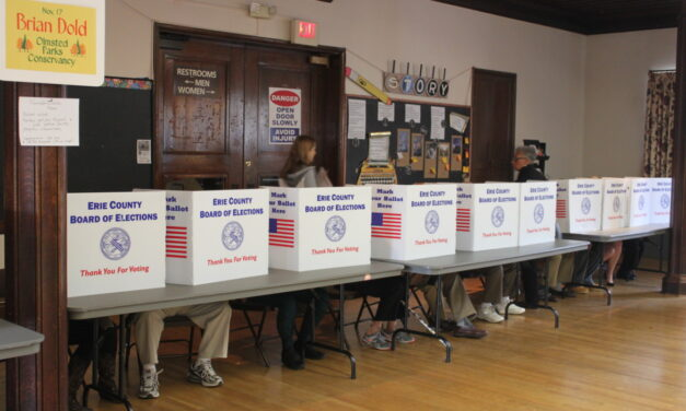 2016 U.S. Election: Headaches, hassles reported