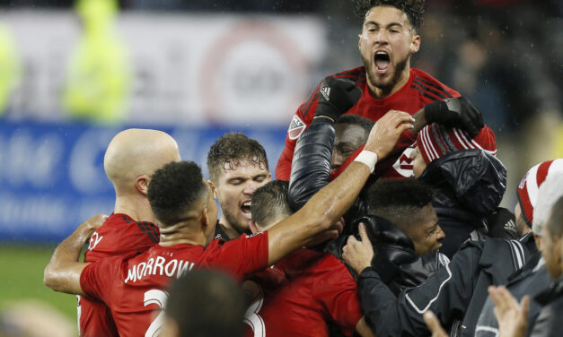 'The house was rocking': Toronto FC makes Canadian history