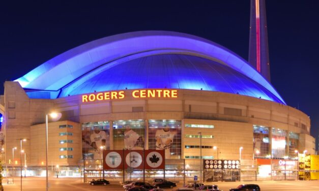 Recently acquired Howell says 'rowdy' Rogers Centre was selling point