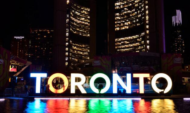 Happy birthday, Toronto!