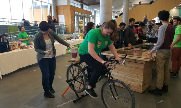Humber's Earth Week sustainability markets are a sweet success