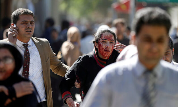 Kabul bombing kills at least 80