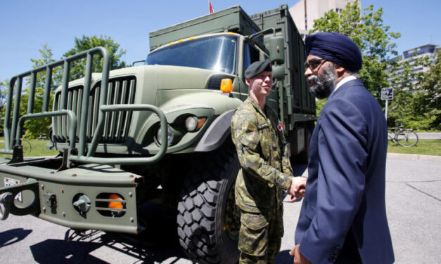 Canada defence policy promises 'hard power'