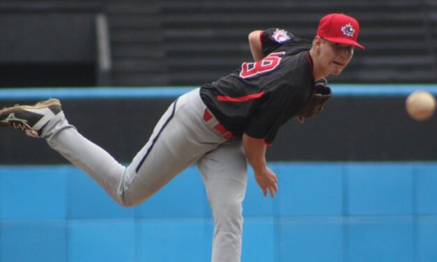 Oh, Canada! Leach becomes 1st Canadian selected in 2017 MLB Draft