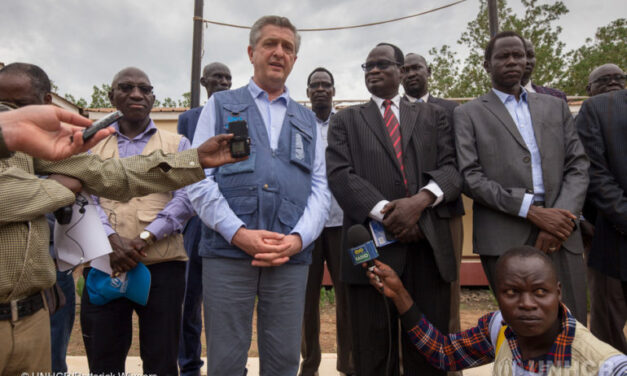 U.N. World Refugee Day report highlights growing South Sudan refugee crisis