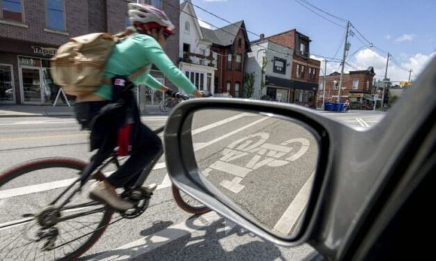 Toronto police and their campaign to protect cyclists