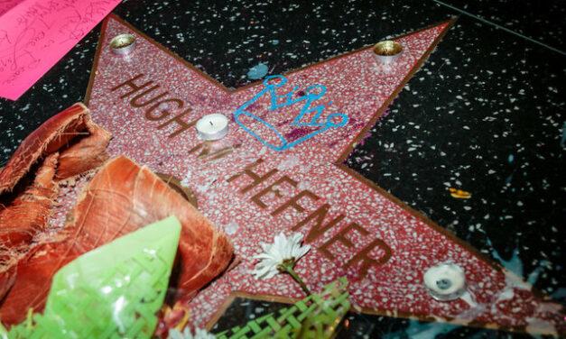 Hugh Hefner: Founder of the Playboy empire, dead at 91