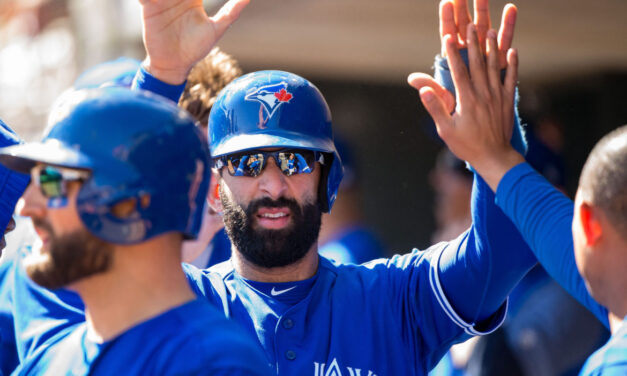 Jose Bautista's greatest hits as a Blue Jay: An interactive timeline