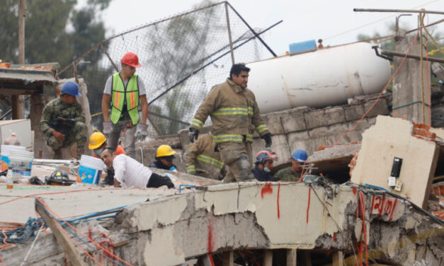 Mexico City digs out from earthquake as death toll continues to rise
