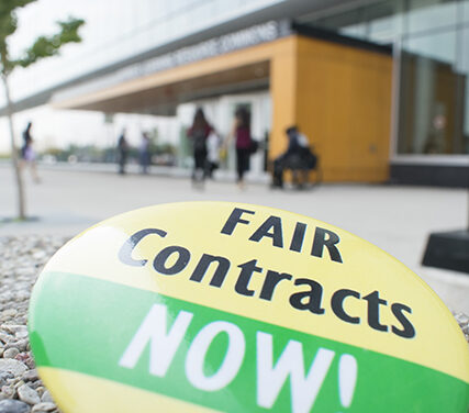 """""""We are miles apart,"""" CEO of College Employer Council on potential strike"""