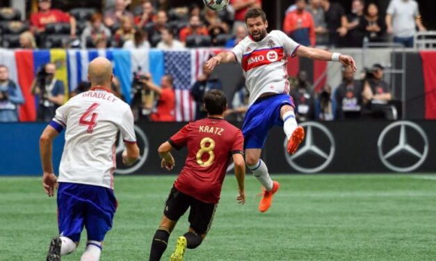 Toronto FC heads into Columbus for Eastern Conference final