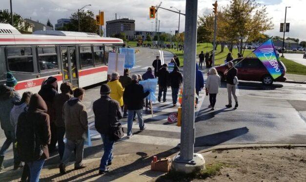 Humber Strike: 500,000 students affected as Ontario college strike begins