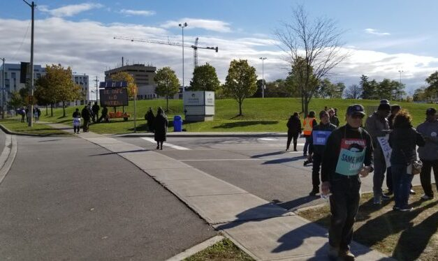 Humber Strike: Frustrations mount as work stoppage continues