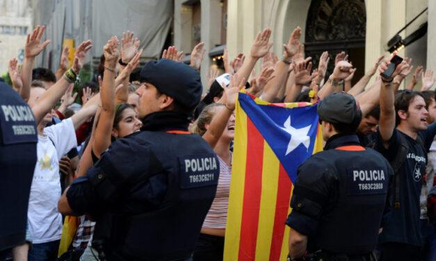 Referendum vote sparks backlash in Catalonia