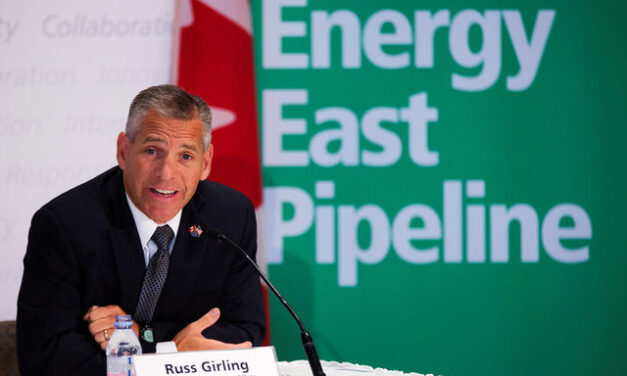 TransCanada scraps plans to build Energy East pipeline