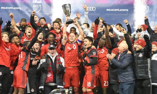 Toronto Football Club advances to MLS Cup Final