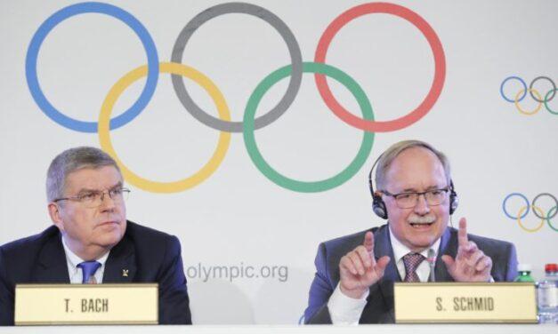 IOC bans Russian team from 2018 Winter Olympics