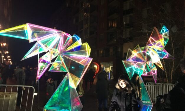 Toronto Light Festival 2018 is back to dazzle the city