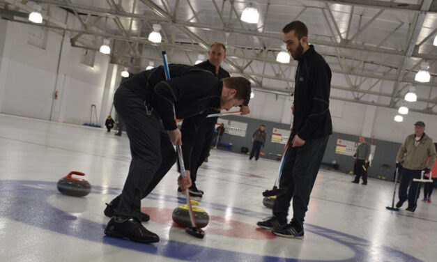 Curling is growing in popularity among Canadians
